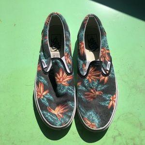Tropical Vans